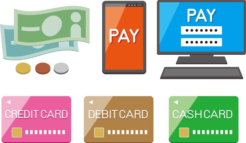 ネットショッピングで導入すべきおすすめの支払い方法